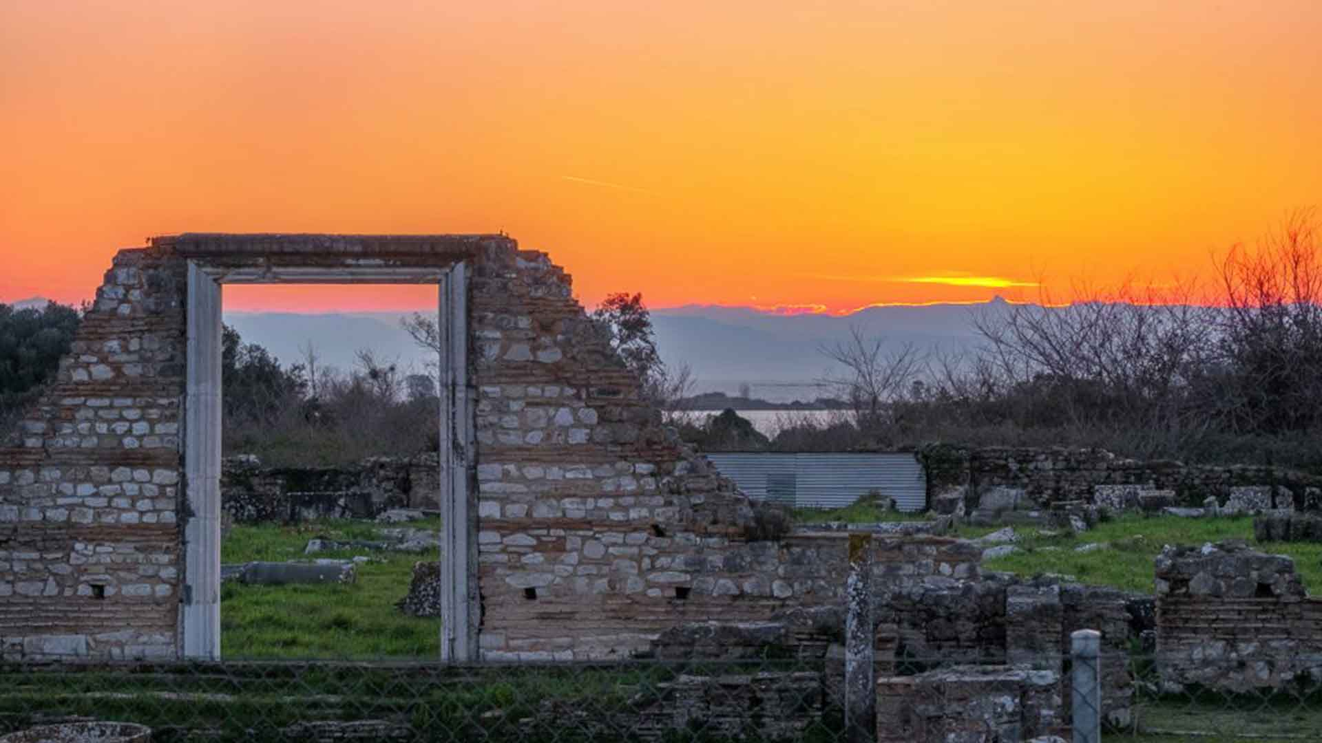 Magnificent archaeological sights in Preveza