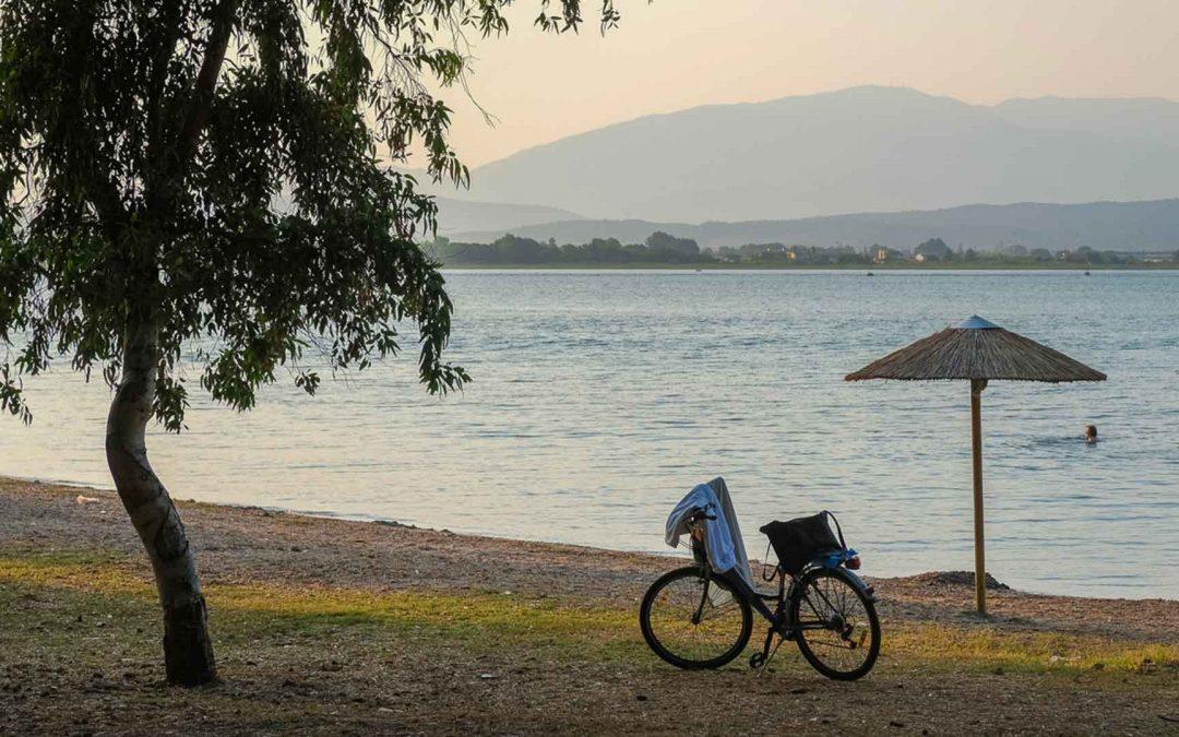 Εξερευνώντας την Πρέβεζα με ποδήλατο