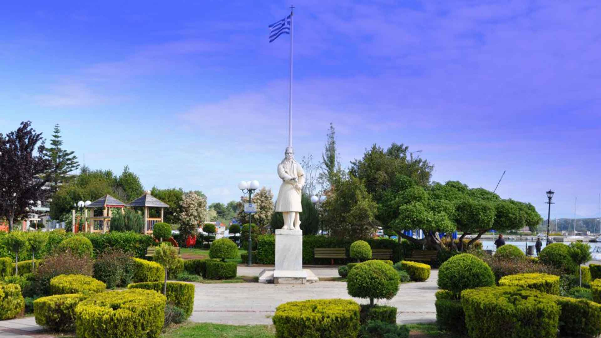 Visit the great monuments of Preveza
