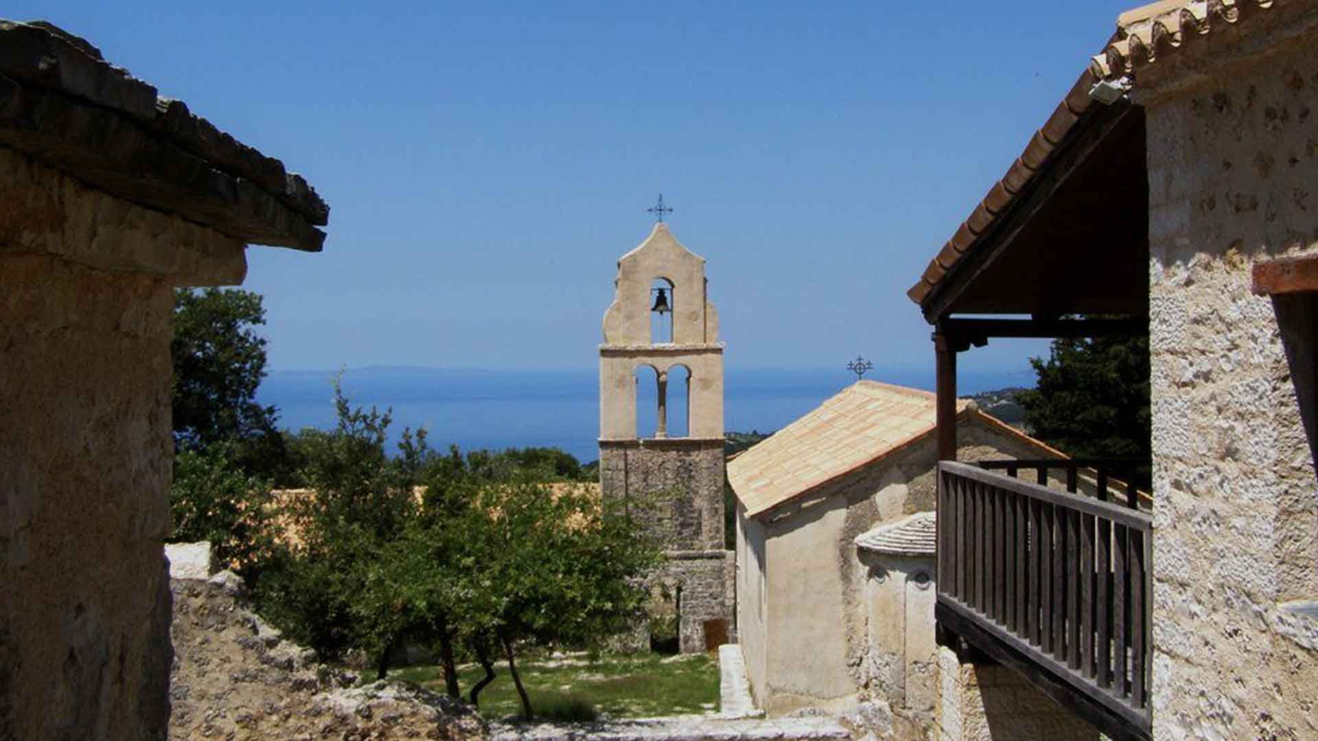 Worth visiting Monasteries in Preveza