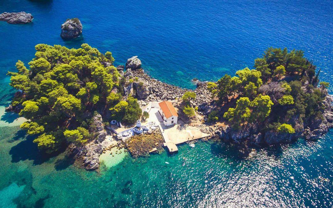 Το Νησάκι της Παναγιάς
