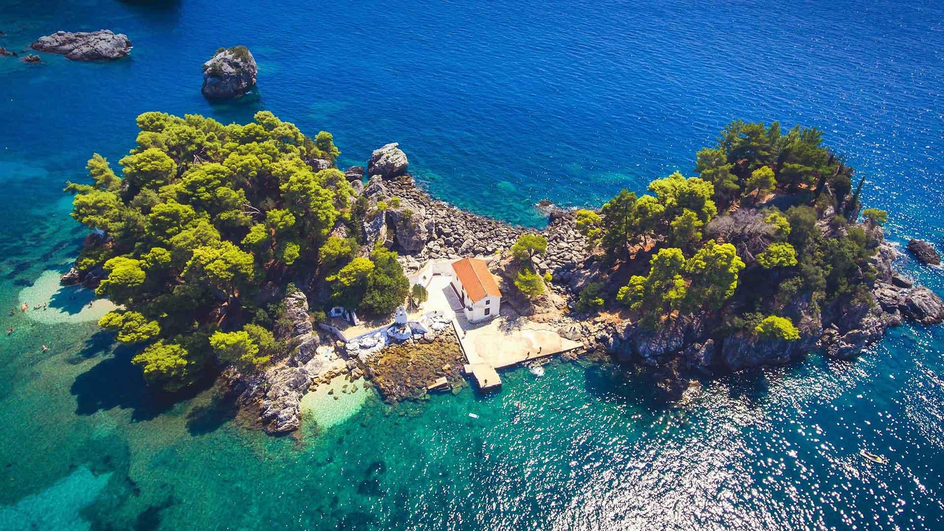 Panagia's Island