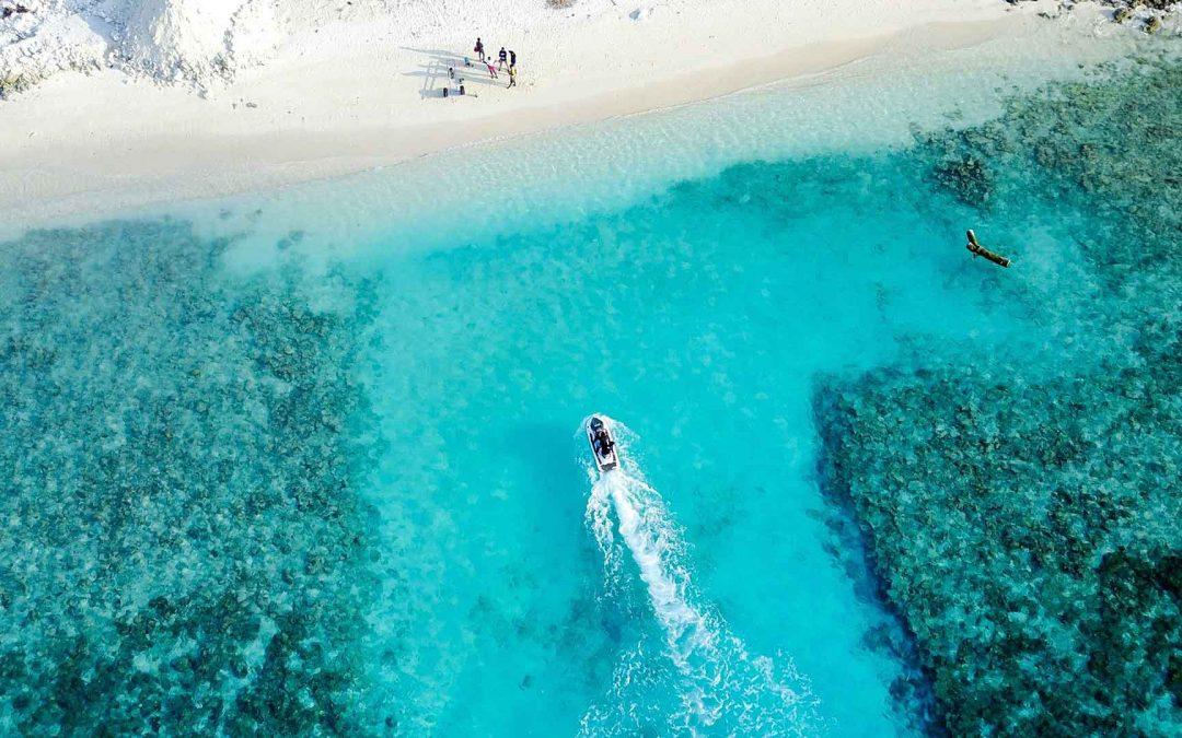 Δαντελένιες ακτές με κρυστάλλινα νερά