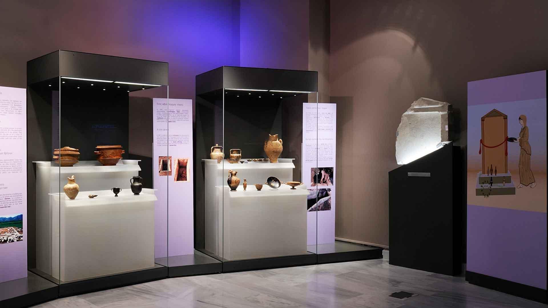 Περιήγηση στα μουσεία της Ηγουμενίτσας