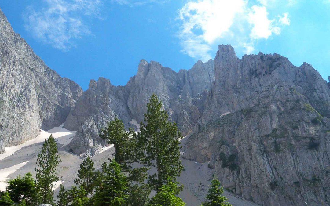 Mountainous attractiveness