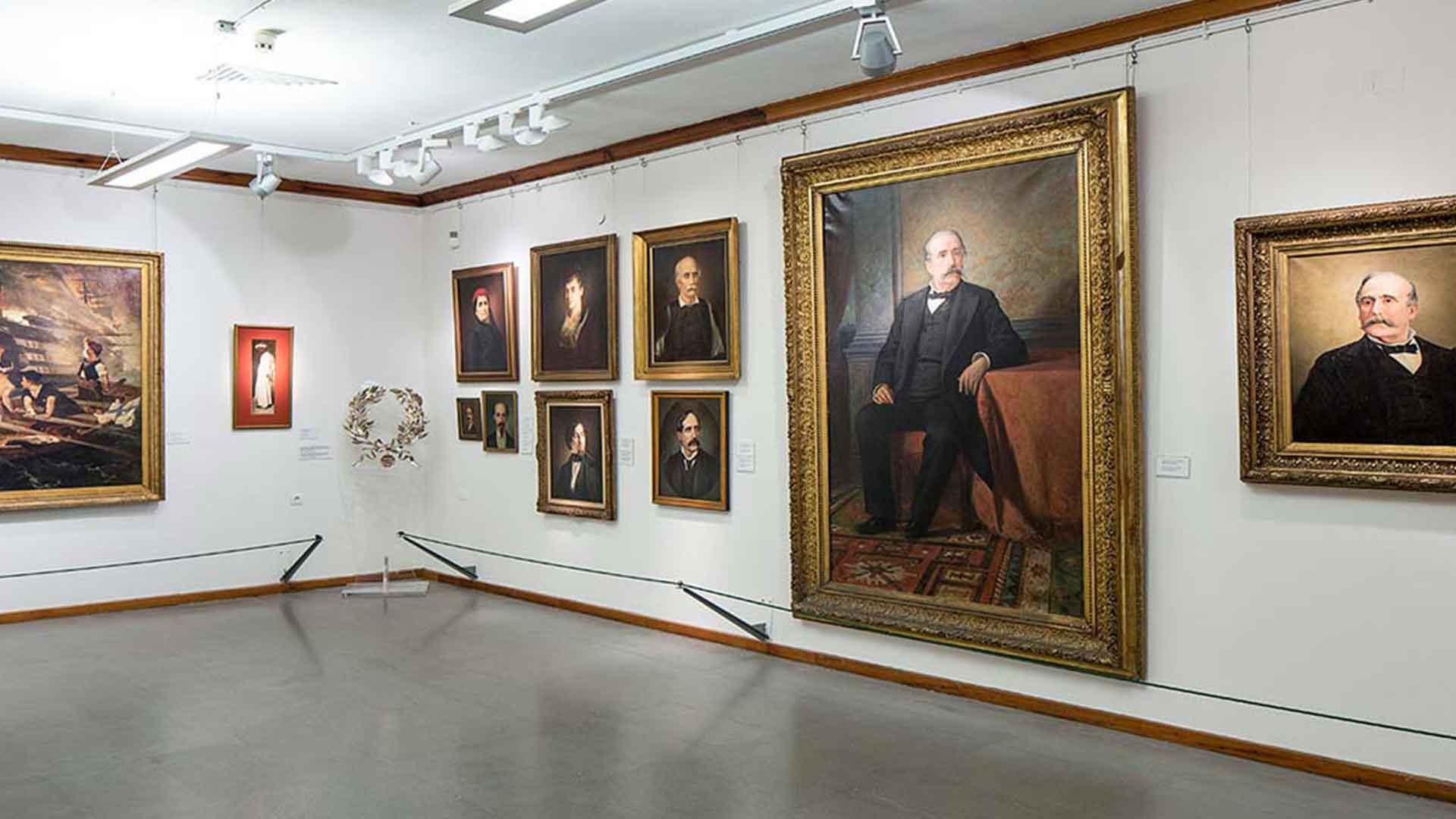 Επίσκεψη στα μουσεία του Μετσόβου