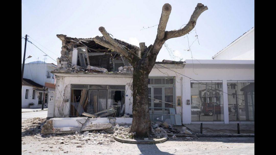 Ισχυρός σεισμός στην Πάργα, ακατοίκητα κρίθηκαν πολλά κτήρια